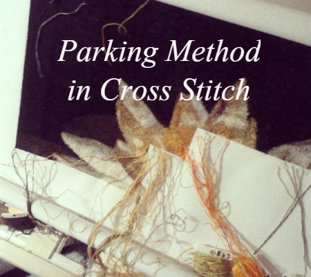 Cross Stitch Parking Method